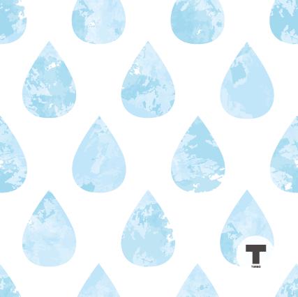 雨のパターン